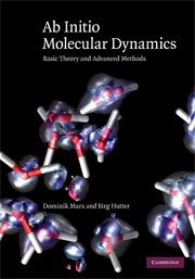 Phd thesis molecular dynamics